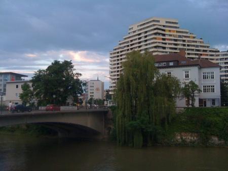 Der Blick über die Donau-Landesgrenze: Oh wie schön ist Bayern!