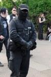 Traumatisierter SEK-Polizist.